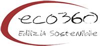 eco 360 – edilizia sostenibile Logo